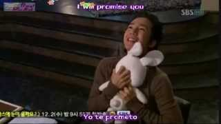 You're Beautiful OST Promise - Ver. An Jell (Sub esp+Karaoke)