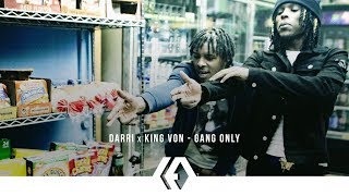 "Darri x King Von ""Gang Only"""