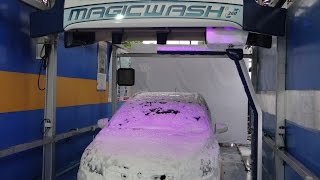 Magic Wash 360 - Automatic Touch Free Car Wash