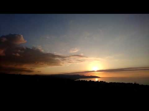 Sunset timelapse from Trabzon, Turkey, 9 July, 2016