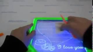Доска для заметок светодиодная 'Люмос' LED Light Message Board