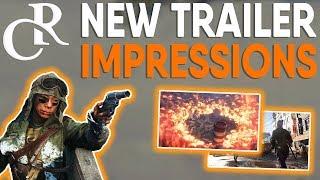 Battlefield 5 GAMESCOM TRAILER - First Impressions (by Battlefield Veteran)