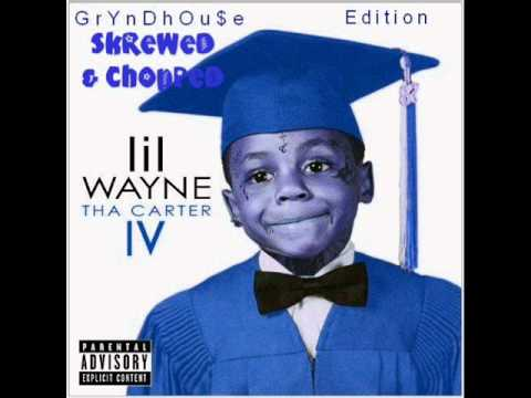 Lil Wayne - Outro(Carter 4)  Screwed & Chopped By DJ MRW