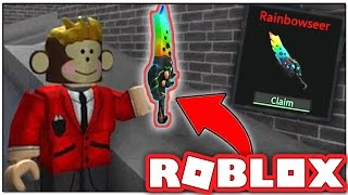 I CRAFTED THE RAINBOW SEER!! | ROBLOX Assassin