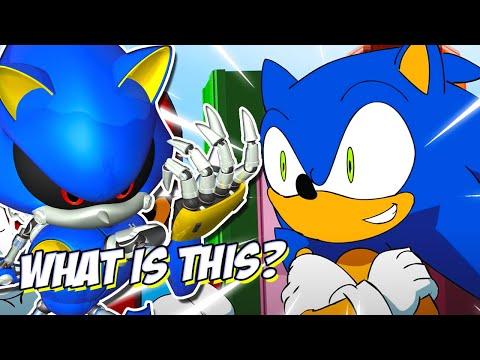 Metal Sonic Reacts to Metropolis Mayhem - PIKASONIC?! |