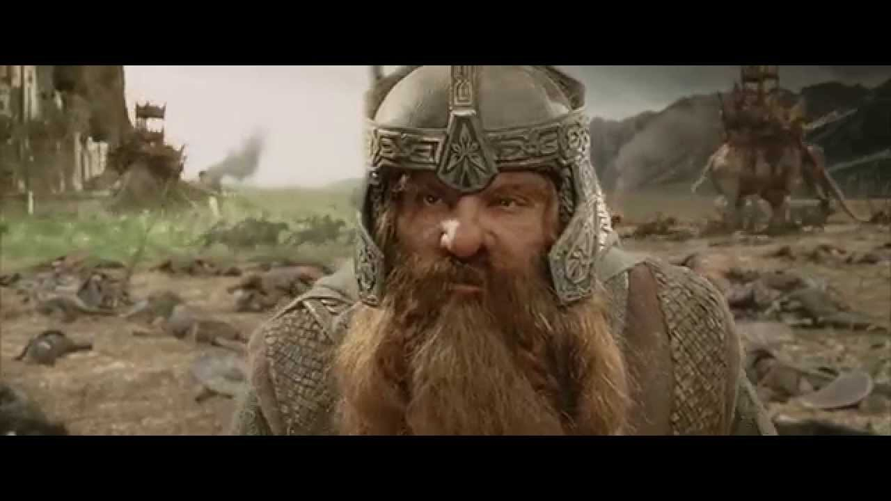 Gimli Lord Of The Rings Meme