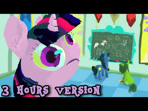 "MLP:FiW - ""It'll Be OK""(3 hours extended version)(HQ)"