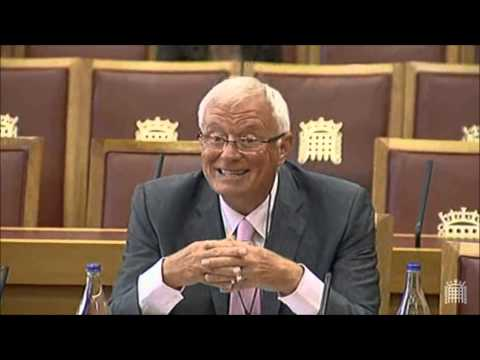 Barry Hearn interview on the House of Lords committee on West Ham's move to the Olympic Stadium