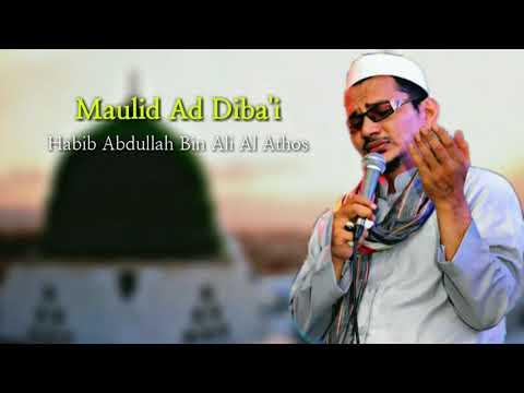 MP3 HABIB ABDULLAH BIN ALI AL ATHOS -  FULL MAULID DIBA