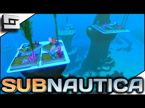 Subnautica Gameplay : FARMING UPDATE! S3E20