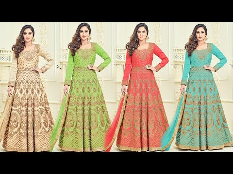 image of Bollywood Dresses youtube video 3