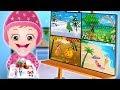 Baby Hazel Learn Seasons Game Episode by Baby Hazel Games | Preschool Learning Videos
