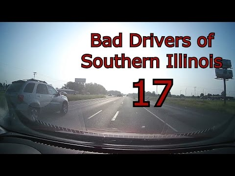 Bad Drivers of Southern Illinois - Ep17