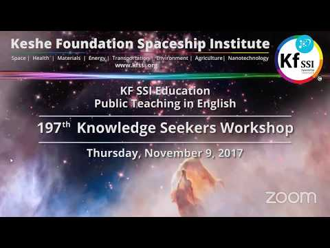 197th Knowledge Seekers Workshop - The Earth Council Constit