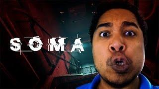 Soma est le nouveau jeu d'horreur des créateurs d'AMNESIA. Soma Pla...