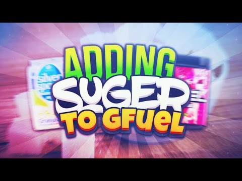 ADDING SUGAR TO G-FUEL ENERGY - IS IT GOOD? - SHOULD YOU TRY IT?