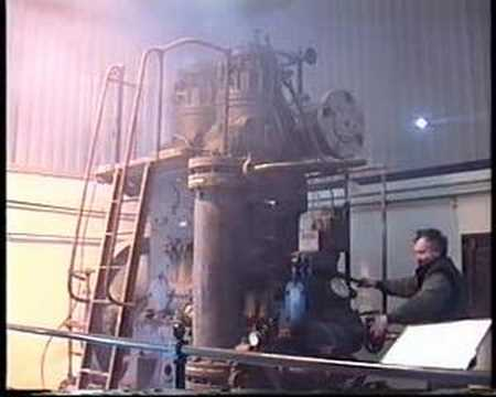 Worthington Simpson Diesel Engine