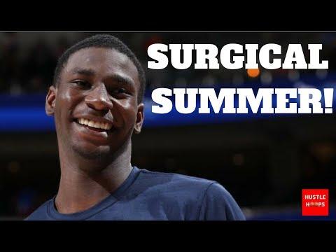 2018 Memphis Grizzlies Summer League | Jaren Jackson Jr | Kyle Anderson | Hustle Hoops
