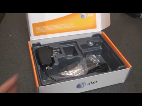 AT&T Samsung Propel Pro Unboxing