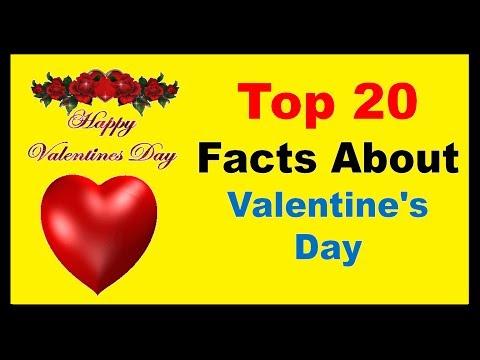 Valentine's Day 2017 - Unknown Facts