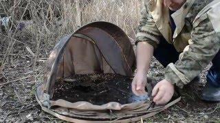 Охота на фазана ловушками видео