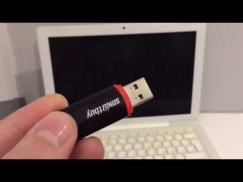Переустановка Mac OS X  с флешки