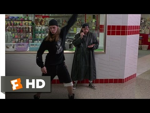Mallrats 29 Movie CLIP  Jay and Silent Bob 1995 HD
