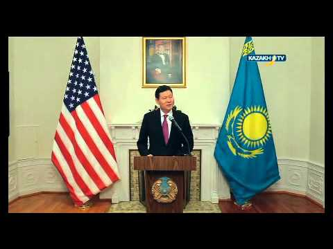 Kazakh-Chinese 1st export forum