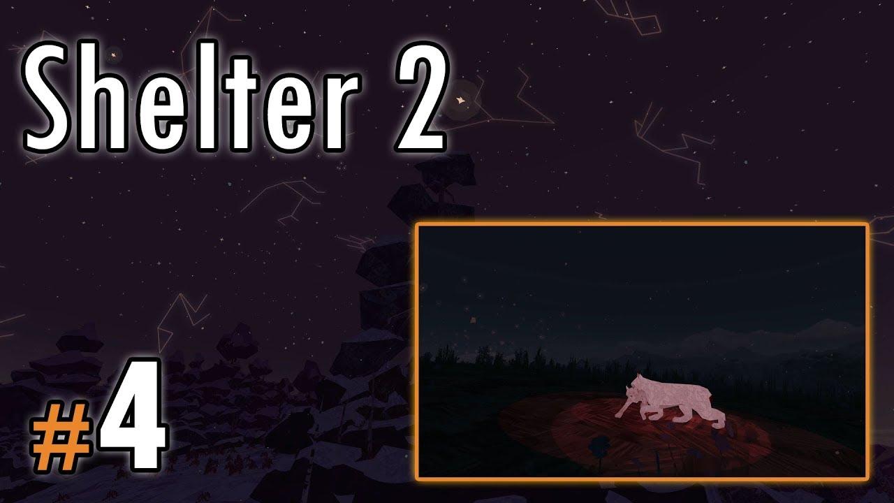 """Let's Play: Shelter II odc. 4 – """"Dzieci odchodzą…"""" END"""