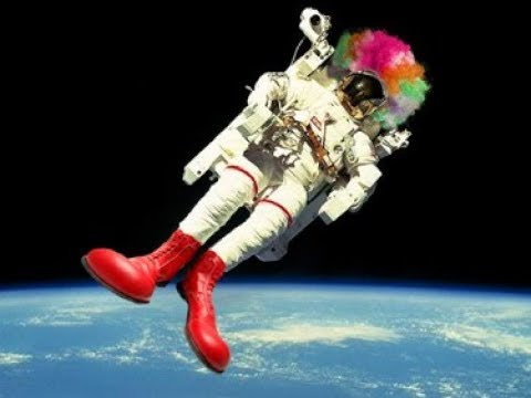 Flat Earth & Space-Clowns Comedy Gold - TERRA PIATTA