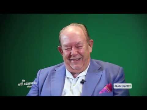 Robin Leach Interview by Will Edwards about Vegas, Mayweather, and Lifestyles of the Rich and Famous