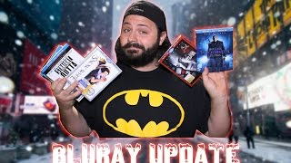Bluray Update - Bluray Mail Day - NYC Blizzard 2016 | BLURAY DAN