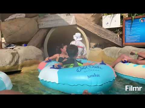Wild Wadi Water Park and Jumeirah Beach Hotel Dubai