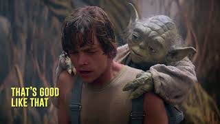 KARAOKE Seagulls! Stop It Now! — A Bad Lip Reading of The Empire Strikes Back