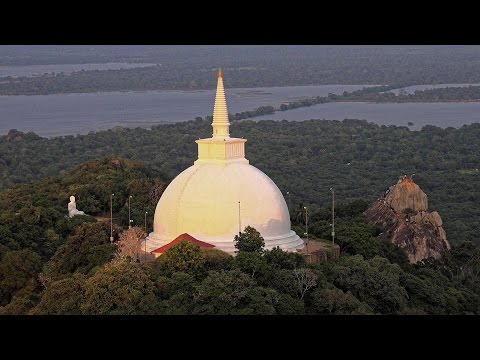 Sacred City of Anuradhapura, Sri Lanka in 4K (Ultra HD)