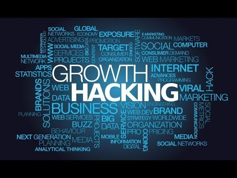 Growth hacking - Mini cours - Pierre GUILBAUD