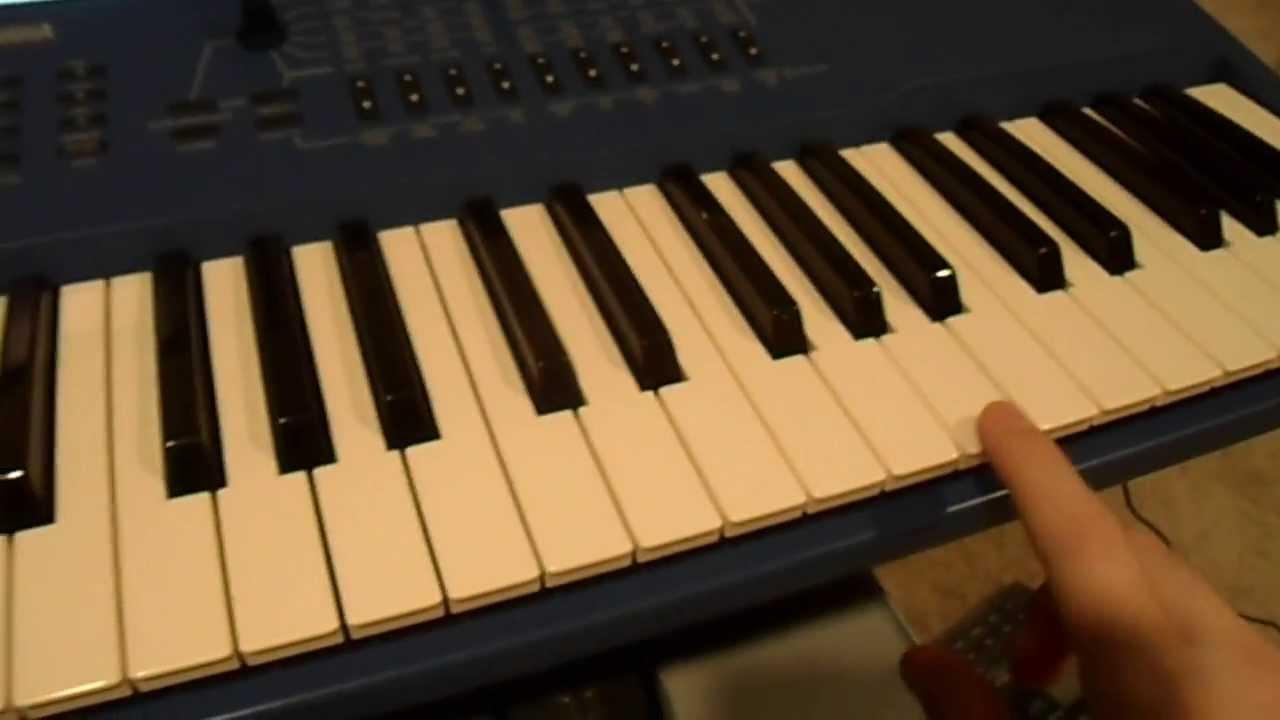 Yamaha cs1x arpeggiator split half keyboard arpeggiator for Yamaha cs1x keyboard