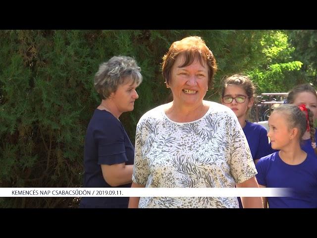 Kemencésnap Csabacsűdön (2019.09.11)