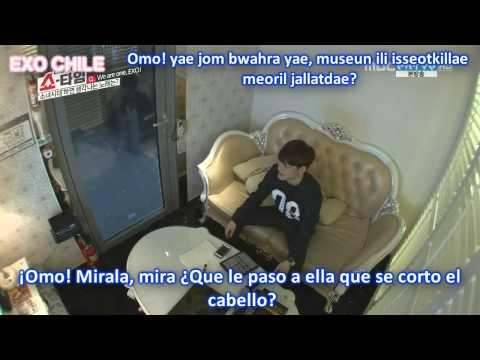 [HD][SUB ESP]   EXO Show time Sehun EP 11 - I GOT A BOY CUT