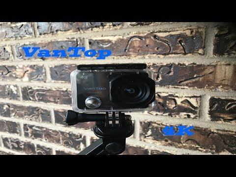 Van top moment 3 Action Camera