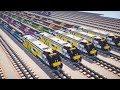 Minecraft Brightline Virgin Trains USA Tutorial