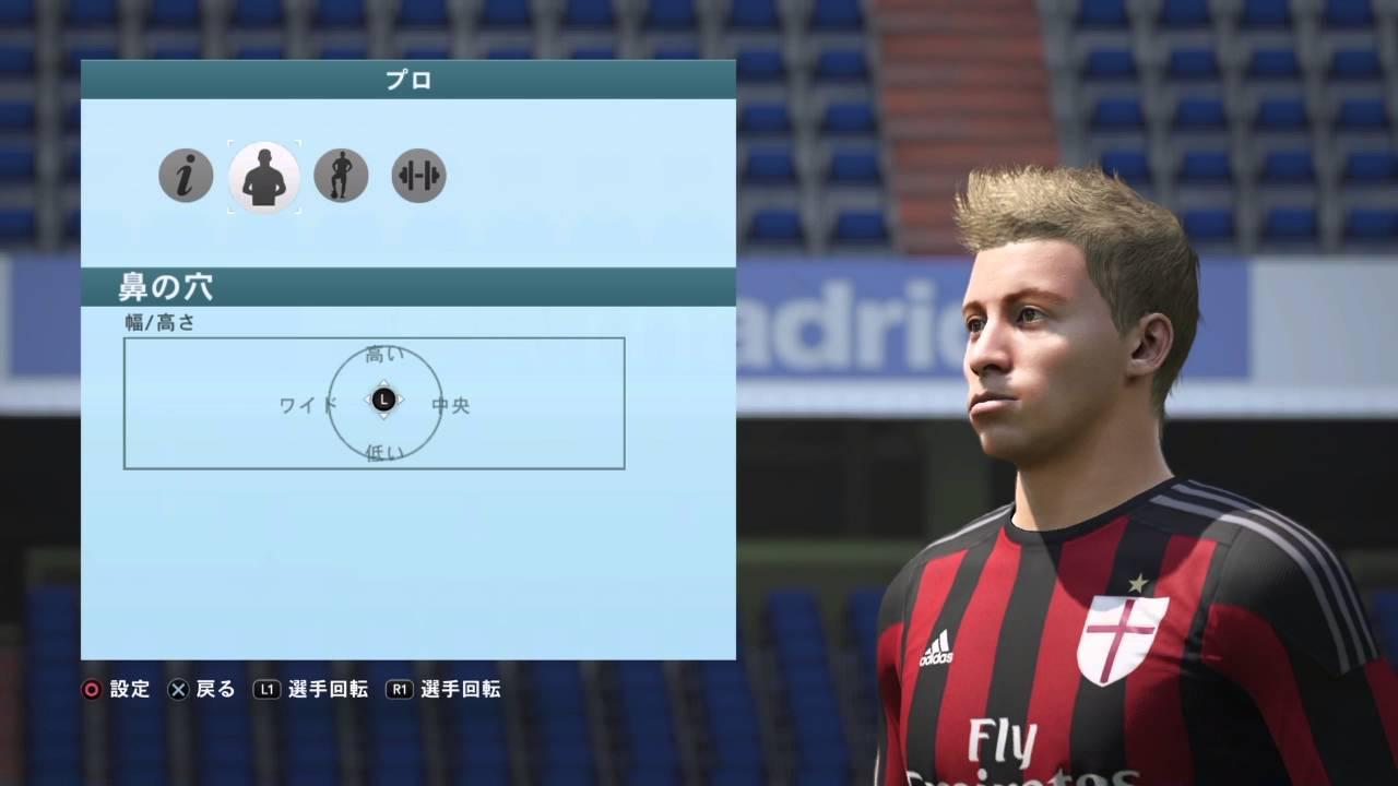 FIFA 16 Virtual Pro Lookalike Keisuke Honda