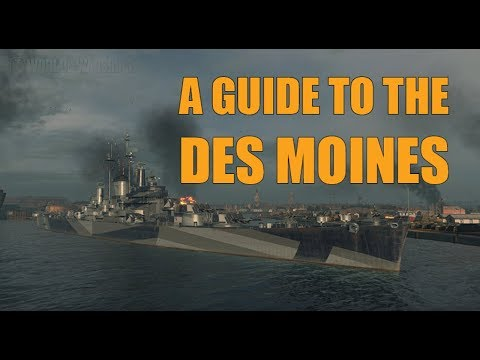 A Guide To The Des Moines