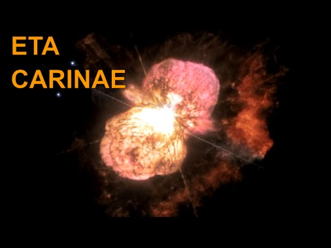Hubble Telescope Images: Eta Carinae Fantastic astronomy NASA Hubble Space Telescope