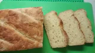 Как ИСПЕЧЬ ХЛЕБ без хлебопечки / Простой рецепт домашнего хлеба
