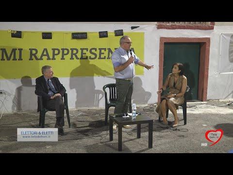 ANDRIA: INTERVISTA GIANNI CUPERLO, SABINO ZINNI E GIOVANNA BRUNO