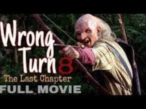 Download Horror Movie- Last Chapter - Wrong Turn 8-hollywood