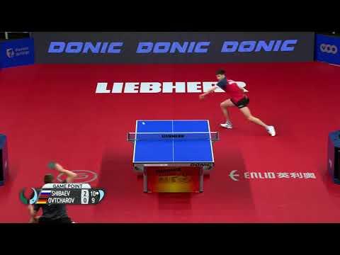 2017 Men's World Cup Highlights I Dimitrij Ovtcharov vs Aleksandar Shibaev (1/4)