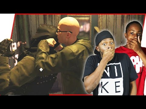Going Under As  A HITMAN With MY ANNOYING Little Brother!  Hitman Gameplay