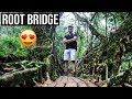 The Impossible Trek | Double Decker Root Bridge | Meghalaya | Part 4 |
